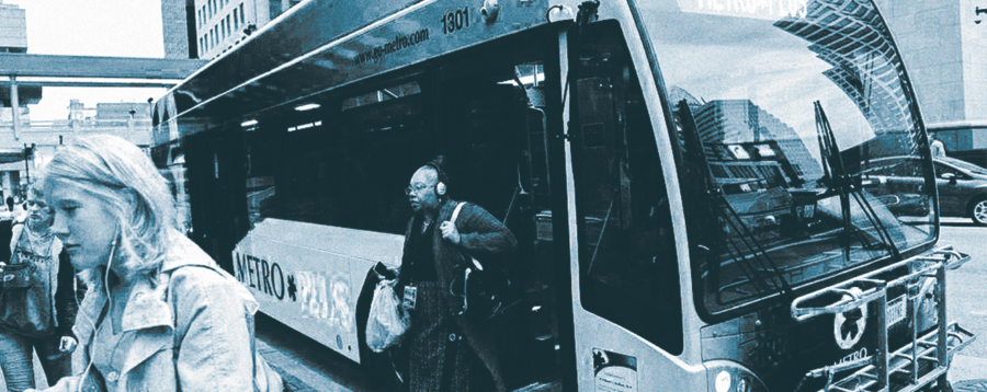 We Asked 800+ Residents About Bus Service.  Here's What They Told Us.