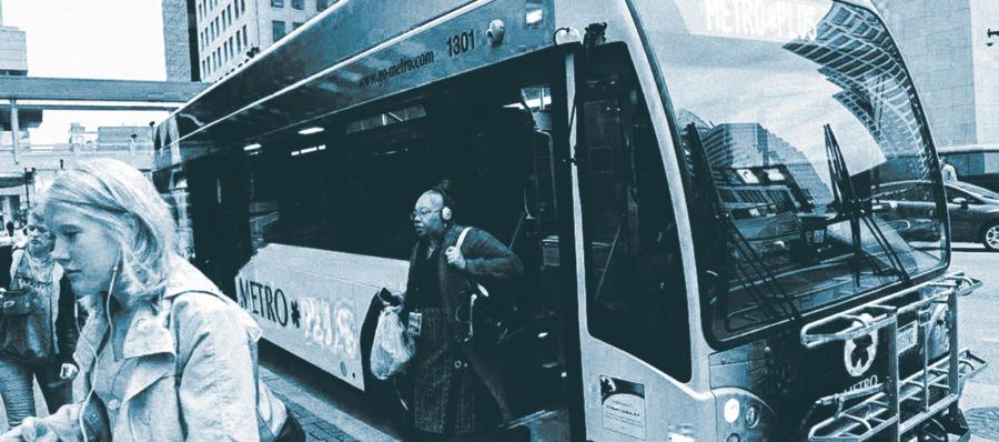 HSC Launches Public Transit Survey
