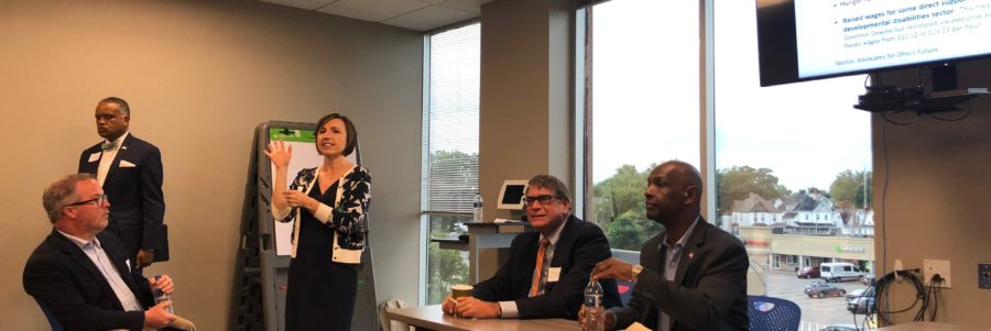 Forum with State Lawmakers Focuses on Human Services in State Budget