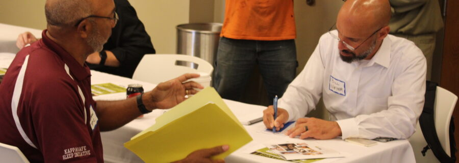 HSC Hosts Event to Promote Business with Local Minority Vendors