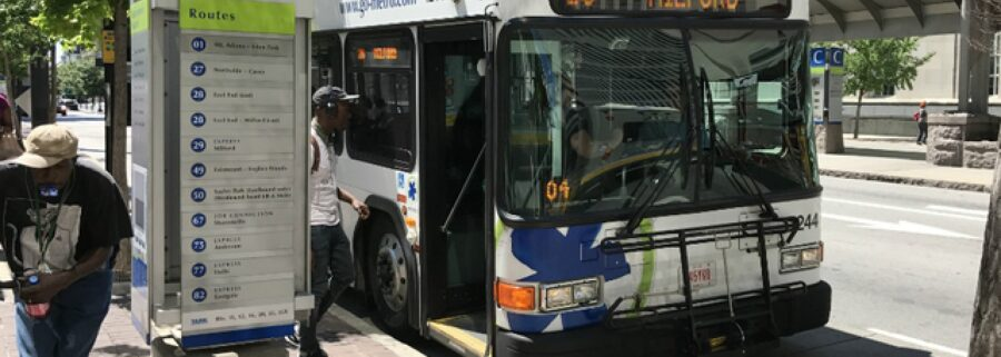 SORTA Commits to Bus Fare Assistance and Access improvements